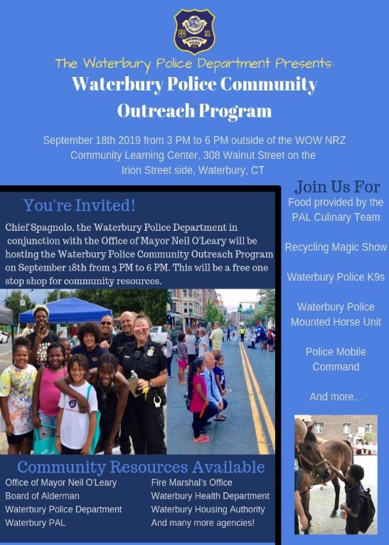The Waterbury Police Department Community Outreach Event.jpg